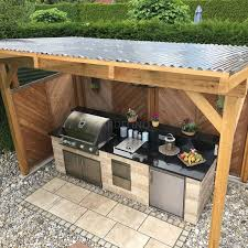 Garden Kitchen Ideas 42 Get Some Ideas To Make Outdoor Kitchen Decoration 42
