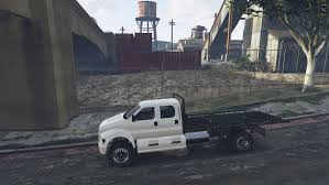 100 Gta 4 Tow Truck Flatbed 5
