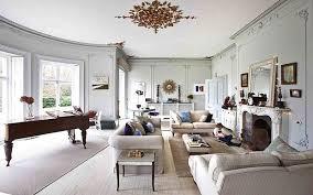 Modern Georgian Interior Design A Radically Revamped Country House Telegraph Wall Ideas