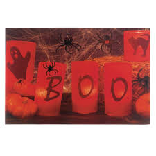 Koehler Home Decor Free Shipping by Halloween Led Wall Art Shopping For Great Gifts