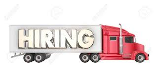 Hiring Truck Drivers Long Haul Carrier Transportation Job Word ...
