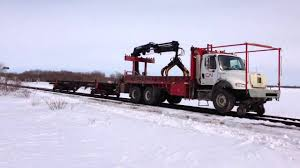 CN MOW HI Rail Truck And Trailer - YouTube 4metro Hirail Crane3way Tipperflat Top4metro Crane3 Progress Rail Mow Fancleasingrental Csx Hirail Truck Leaves The Rails Youtube Search Results For Bucket Trucks All Points Equipment Sales Hi Truck Back When I Was An Engineer Wed Cruze Over A The Sprayer A Custombuilt Vegetation Control Vehicle Iowa Inrstate Roach Custom Pating East Coast Circuits Ho Scale Lighted Hirail Trainlifecom Railroad Upfitting Assembly Vh Inc Mitchell Gear Parts Railcar Mover Unimog New 2017 Freightliner 108sd 1214 Yard Rotodump With Dmf Hi Photo On Flickriver