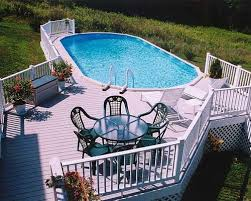 Above Ground Pool Deck Images by Best Factor To Consider When Choosing Above Ground Pool Deck Plans