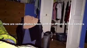 iPhone 6 Plus rear camera Blurry not focusing