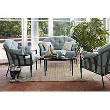 Kmart Jaclyn Smith Patio Cushions by Best 25 Kmart Patio Furniture Ideas On Pinterest Kmart