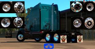 Alcoa Rim Pack V1 (standalone) Mod ATS -Euro Truck Simulator 2 Mods How To Install 225 Wheel Covers Truckbuslorrytir Trims Hub Wheel For All Truck Mod American Truck Simulator Ats Peterbilt 579 13 Speed G27 Chevy Simulators Steering Creations Pack Dlc Youtube Hempam Kenworth Ultimate Customization Euro 2 Mods 16 6 Lug Stainless Covers Rim Liners Imported Trucks Mod