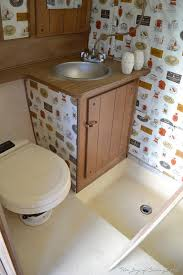 Camper Bathroom Remodel THE JOY OF CAKING