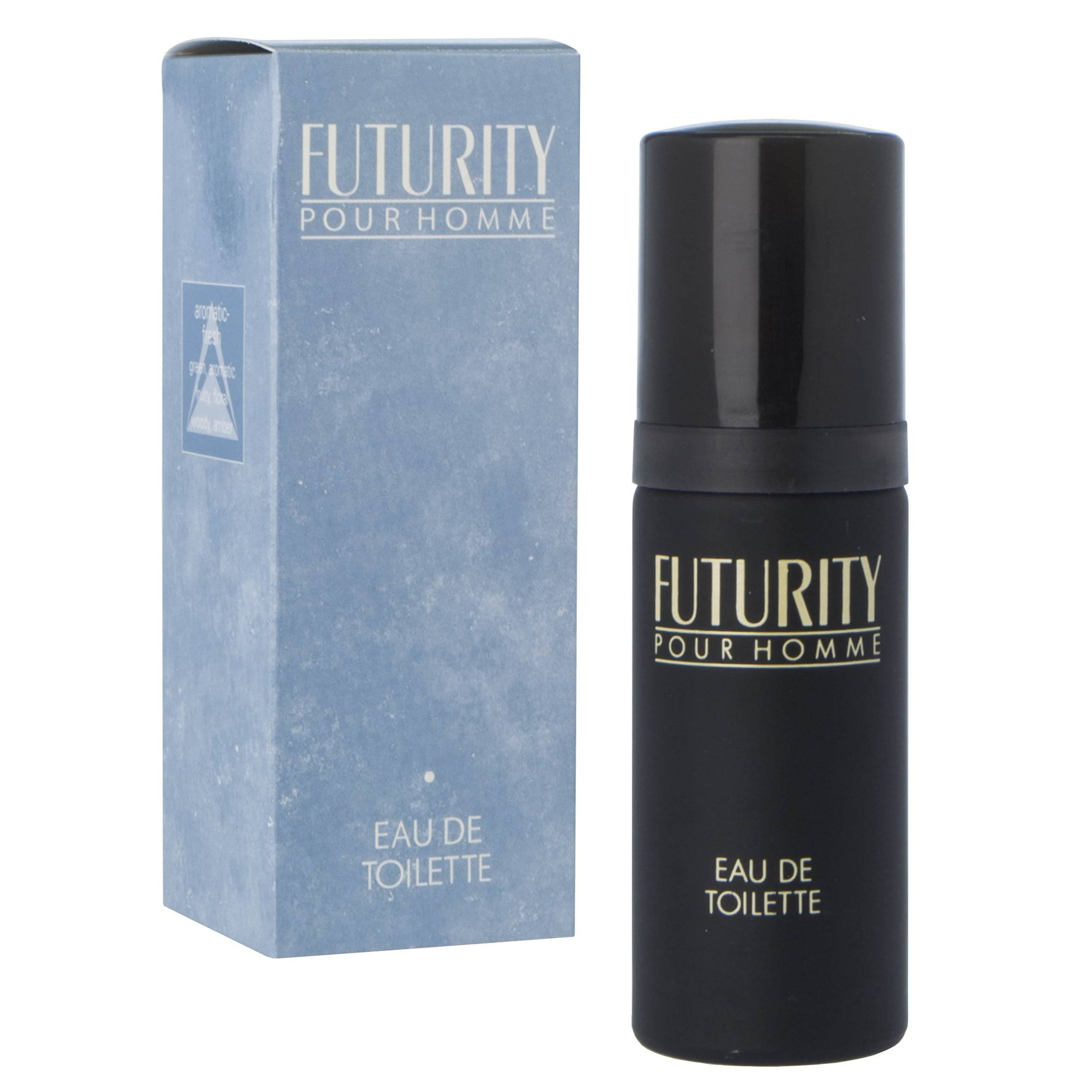 Futurity Pour Homme Eau De Toilette for Men - 50ml by Milton-Lloyd
