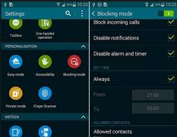 And Unblock Calls From A Number Samsung Galaxy S5