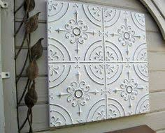 Antique Ceiling Tiles 24x24 by Antique Ceiling Tin Tile 10th Tin Anniversary By Driveinservice