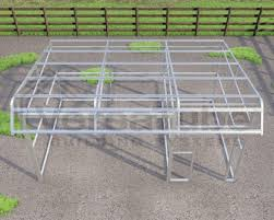 Metal Loafing Shed Kits by Barn Or Loafing Shed Building Kits