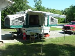 How To Tie Down Or Anchor The Awning?   PopUpPortal Trim Line Bag Awning Pupportal Pop Up Camper Redo Canvas Repairtear Step 5 Yellowwickerchair Awning Zipper Broken Anyone Tried This Repair Popup Camper Wikipedia Help With Setting Up Starcraft Youtube For Tent Trailer Bromame Sale In Mesa Az World Wide Rv 2006 Starcraft 2107 Ultimate Diy Only A Shower Curtain Instead Of The Options Accsories Flagstaff Trailers Roberts Sales