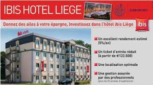 prix d une chambre hotel ibis l hôtel ibis de boncelles est à vendre chambre par chambre