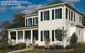 Engineered Wood Siding Trim