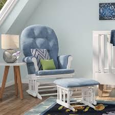 99 Get Prices Nursery Rocking Chair Rocker With Ottoman Wayfair