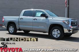 New 2019 Toyota Tundra SR5 CrewMax 5.5' Bed 5.7L CrewMax Truck In ...