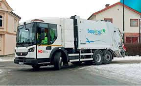 100 Waste Management Garbage Truck IN DEPTH Putting Nature First Electric Collection Vehicles
