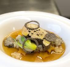 foie gras en pot pot au feu de foie gras de canard huîtres spéciales d utah