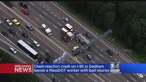 MassDOT Truck Crash Briefly Shuts Down I-95 In Dedham - YouTube Tctortrailer Jackknifes On I95 Brings Traffic To Stop Wjar Robert Ben Rhoades The Truck Stop Killer Deadly Day Connecticut Post Bikes Crash From Sb In South Carolina Near Rest I 95 Stops Bi Double You Trucks Are Lined Up Along A Truck As Truckers Take Break Straddles Jersey Wall Closes Lanes Wtvrcom Inrstate Virginia Wikipedia Overloaded Finally Moved Cranston Herald Nys Thruway Rest Stops Guide Restaurants Coffee Gas At Each Ups Big Rig Driver Capes Fiery Crash Near Iteam Reconstructs Deadly That Left 5 Dead Abc11com