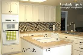 Cabinet Refinishing Kit Before And After by Painting Kitchen Cabinets Rustoleum U2013 Quicua Com