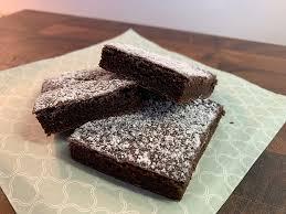kalorienarme gesunde dinkel brownies ohne öl und butter