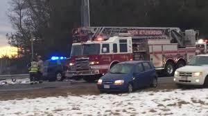 100 Ups Truck Accident Boston News Videos Boston 25 News