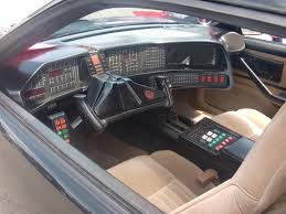 A Pontiac Trans-am Styled As KITT From Knight Rider : Pics