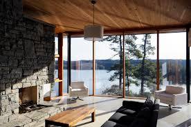 100 Muskoka Architects Cliff House Altius Architecture Inc ArchDaily