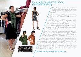 Shikoba Future Force Magazine Article NZ Fashion Label