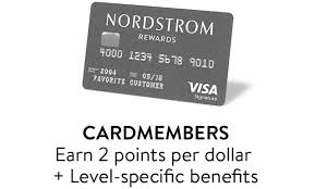 Nordstrom Rewards Benefits