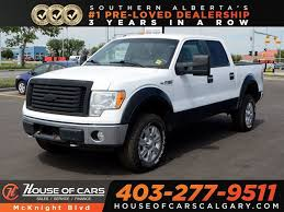 Pre-Owned 2010 Ford F-150 XLT / 4WD Supercrew Cab Truck In Calgary ...