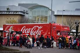 Coca-Cola Christmas Trucks At Cribbs Causeway 2017 - Bristol Live Cacola Other Companies Move To Hybrid Trucks Environmental 4k Coca Cola Delivery Truck Highway Stock Video Footage Videoblocks The Holidays Are Coming As The Truck Hits Road Israels Attacks On Gaza Leading Boycotts Quartz Truck Trailer Transport Express Freight Logistic Diesel Mack Life Reefer Trailer For Ats American Simulator Mod Ertl 1997 Intertional 4900 I Painted Th Flickr In Mexico Trucks Pinterest How Make A With Dc Motor Awesome Amazing Diy Arrives At Trafford Centre Manchester Evening News Christmas Stop Smithfield Square