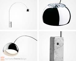 Curved Floor Lamp Next by Arco Lamp Acro Floor Lamp