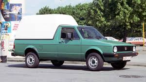 100 Rabbit Truck 10 Coolest VW Pickups Throughout History