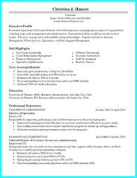 Call Center Sales Supervisor Resume Sample Objective For