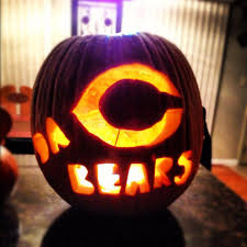 Fiber Optic Pumpkin Decorations by 18 Best Chicago Bears Halloween Images On Pinterest Chicago