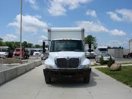 100 International Box Truck INTERNATIONAL BOX VAN TRUCK FOR SALE 7112