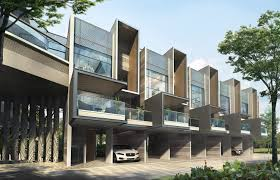 100 Terrace House In Singapore Why Stars Of Kovan Strata Terrace Units Are Attractive