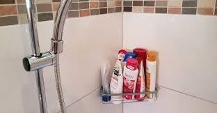 duschablage ohne bohren kleben oder zum hängen