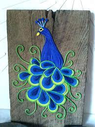Peacock Wall Decor Pinterest Chapteressay