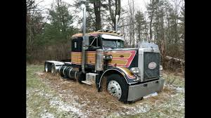100 Old Peterbilt Trucks For Sale Rescuing A 1977 359 From Its Grave First Time On The