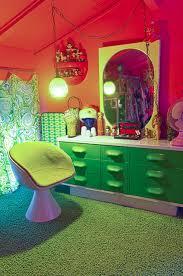 LA 70s Eclectic Bedroom