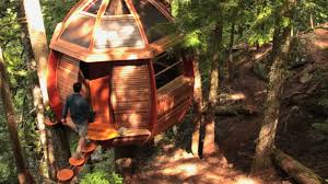 100 Whistler Tree House The HemLoft A Secret Treehouse Hiding In The Woods Of