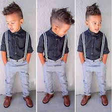 New Gentleman Baby Boy T Shirt Suspender Trousers Overall Suits For Little Boys Summer Clothing Sets Children Kids Clothes