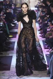 Elie Saab Spring Summer 2018 Couture Collection at Paris Fashion Week