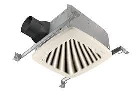 Humidity Sensing Bathroom Fan Wall Mount by Broan Qtre100s Ultra Silent Humidity Sensing Fans With Sensaire