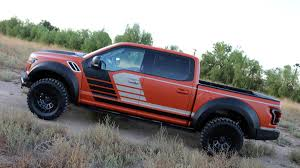 LINE-X Raptor Custom Truck Will Roll Into SEMA Unscathed   Autoweek