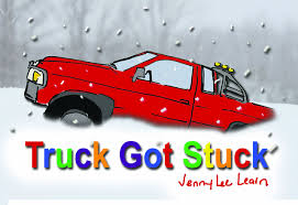 100 The Truck Got Stuck Jenny Lee Learn Cover Photography Becky Comber