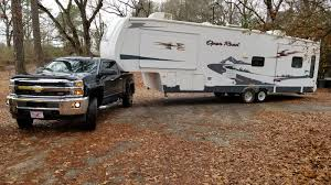 Chevrolet Silverado 2500HD Questions - I Purchased A 34 Ft 5th Wheel ...