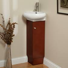 Small Bathroom Corner Vanity Ideas by Bathroom Rustic Corner Bathroom Vanity Ideas With Storage Tips